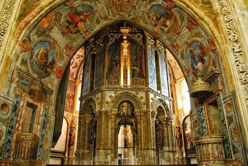 Convento de Cristo - Jack Snow