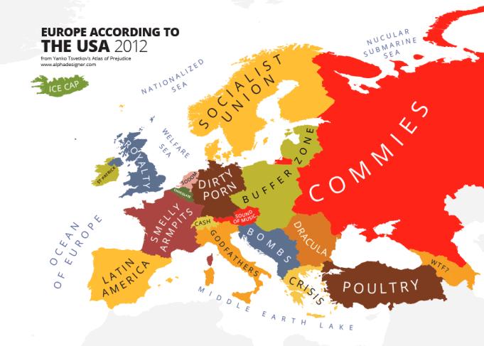 o que os europeus pensam dos portugueses