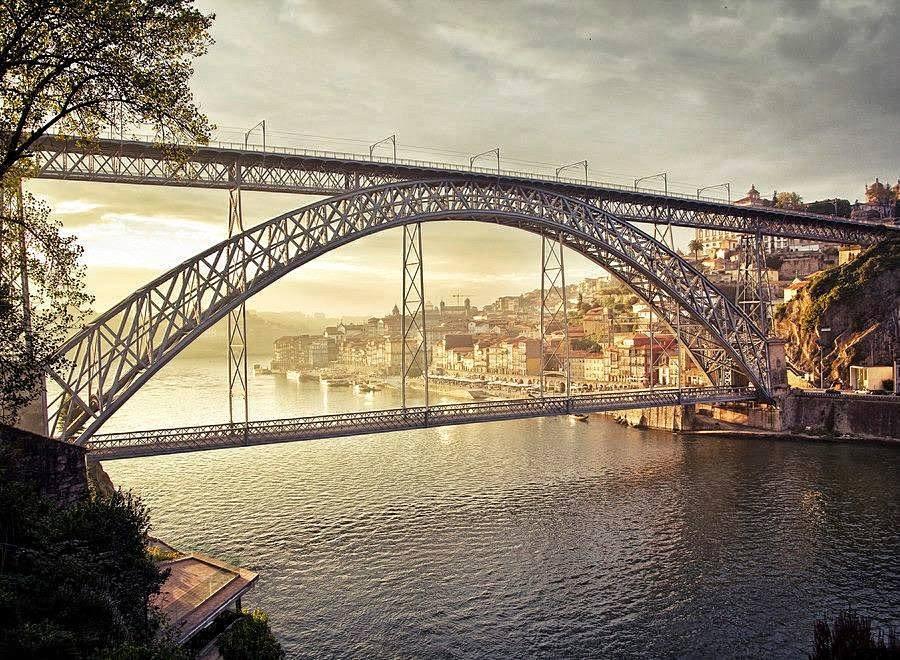 Ponte D. Luís - Jack Norm