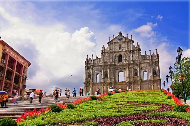 Igreja de São Paulo (Macau)