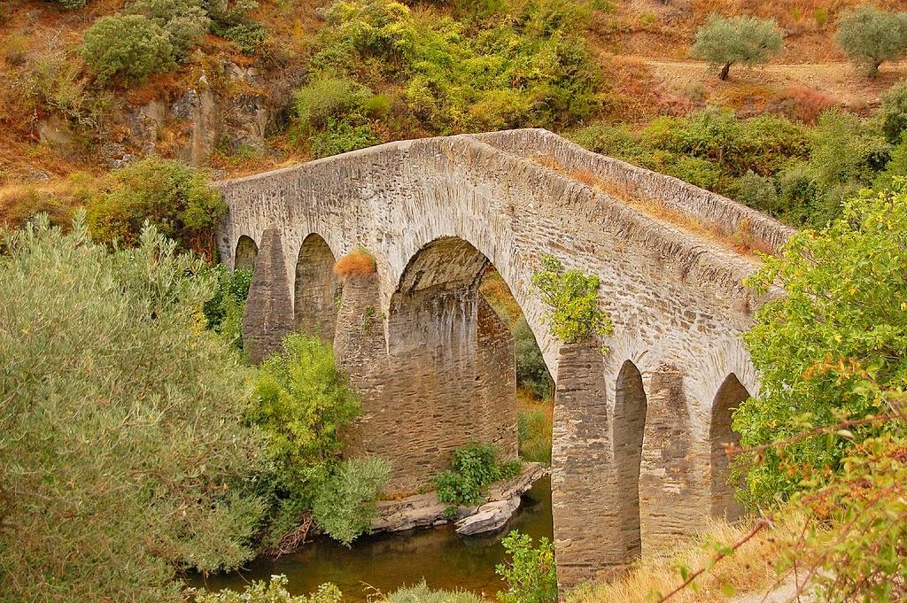 Ponte Medieval do Rio Sabor