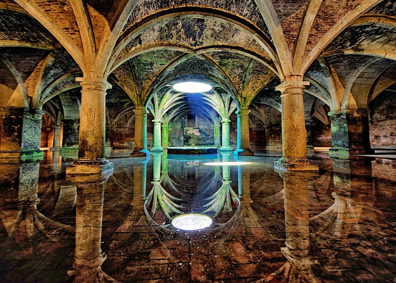 Cisterna de Mazagão - Marrocos