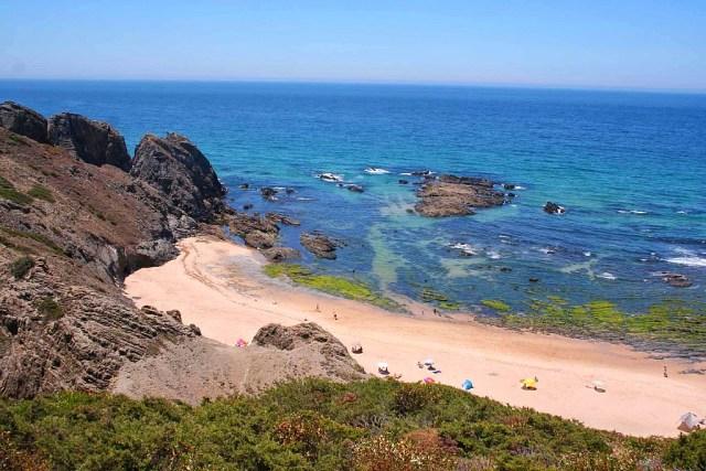 Praia do Vale dos Homens – Rogil