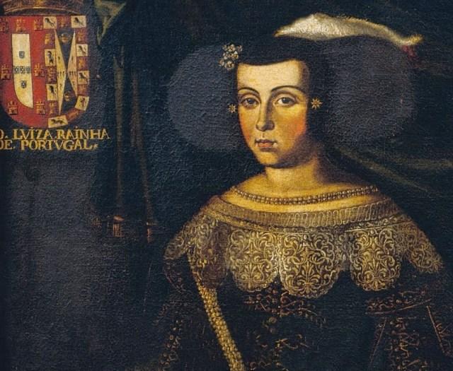 D. Luísa de Gusmão