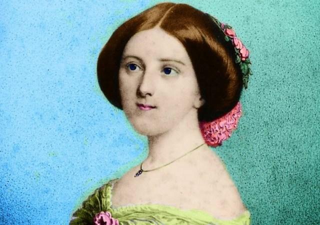 D. Estefânia, esposa de D. Pedro V
