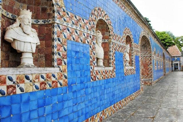 Jardim do Palácio dos Marqueses de Fronteira