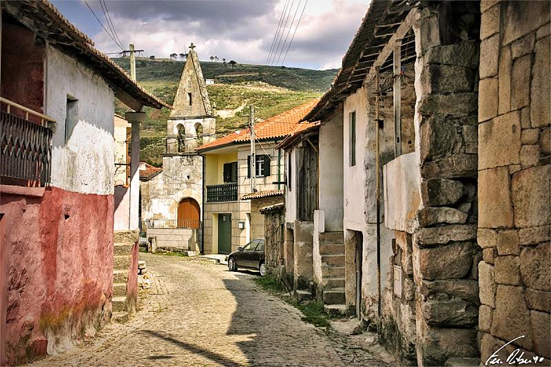 Lama de Arcos (antiga parte espanhola da aldeia) - Fernando Ribeiro