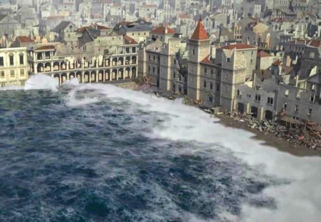último grande sismo em Portugal