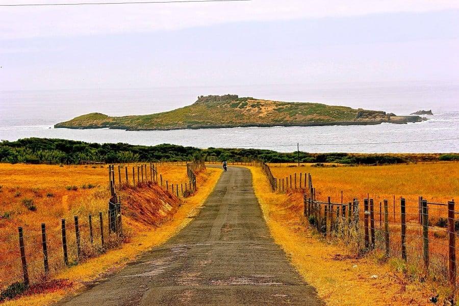 Ilha do Pessegueiro - Porto Covo