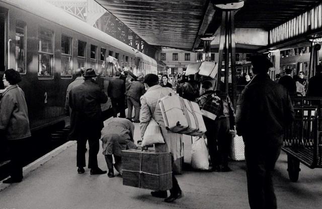 Emigrantes portugueses em França