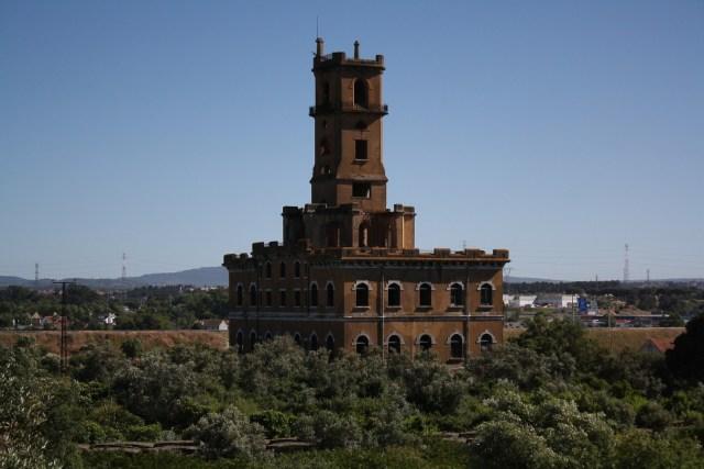 Palácio do Rei do Lixo