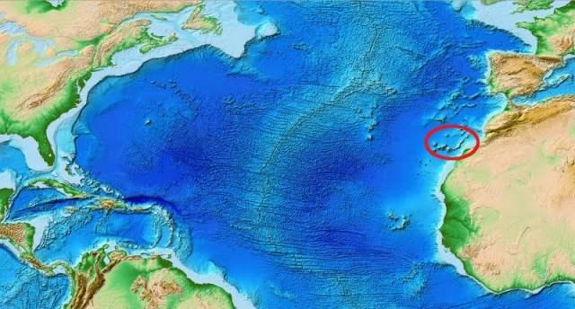 mega tsunami das canárias