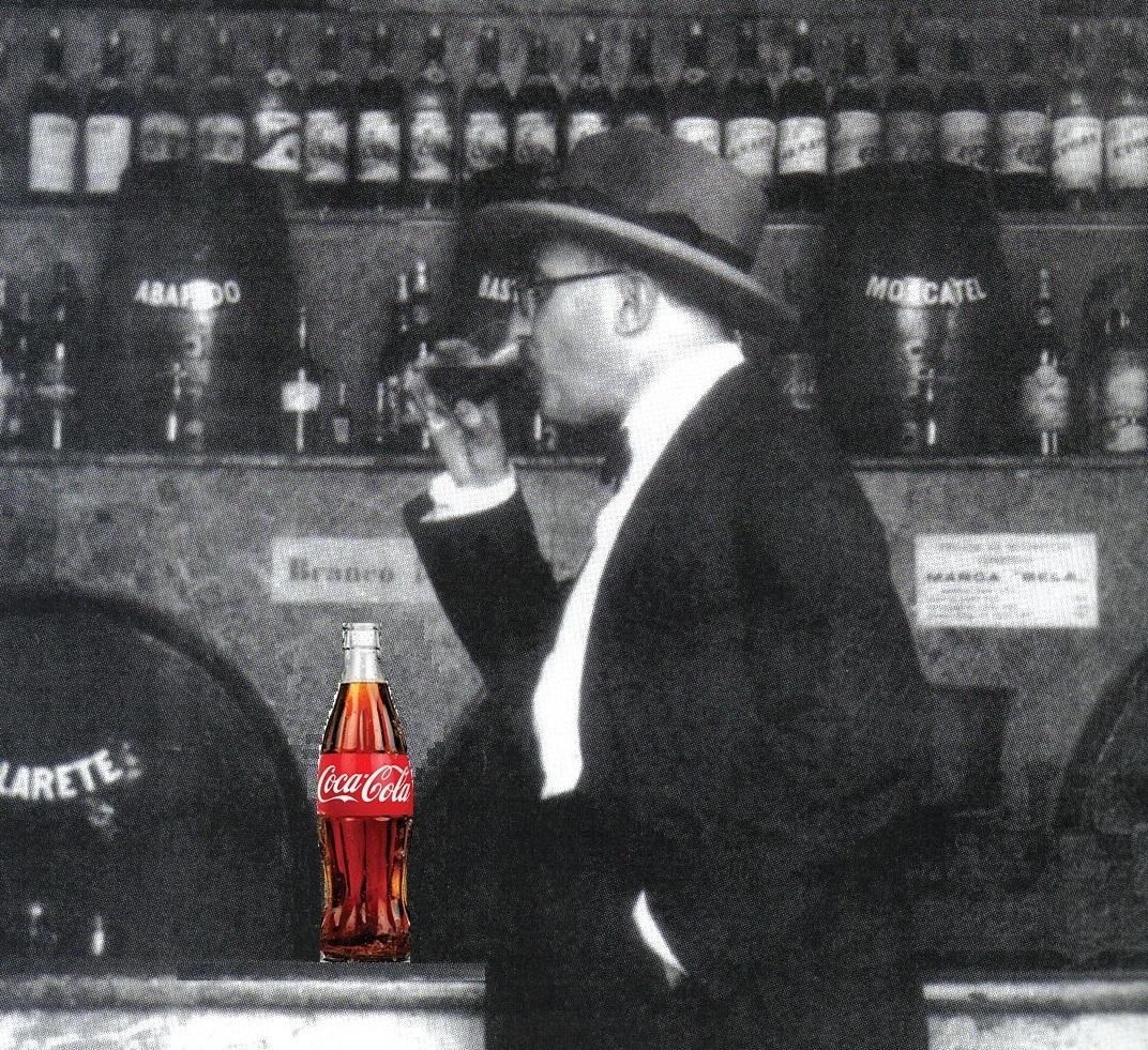 Fernando Pessoa, autor do slogan da coca-cola