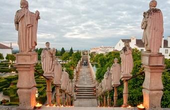 Jardim do Paço Episcopal – Castelo Branco