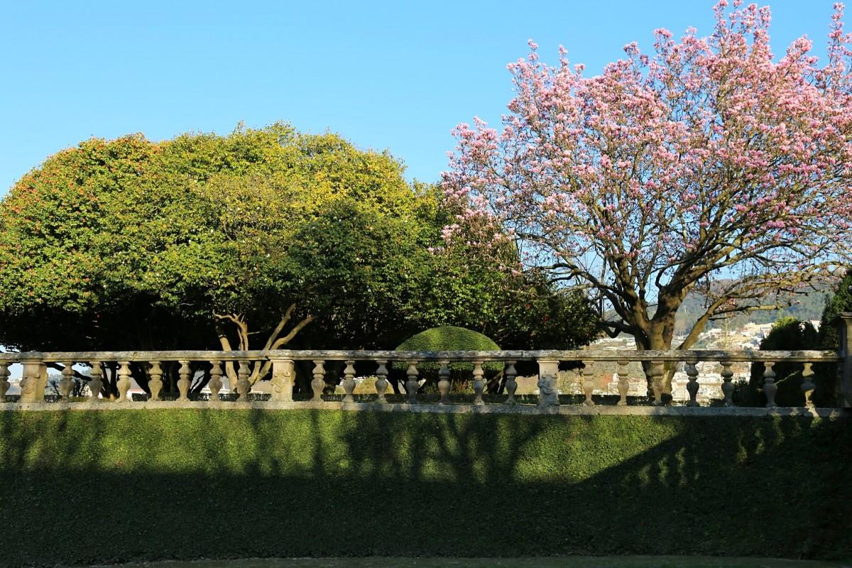 Jardins do Palácio Vila Flor – Guimarães