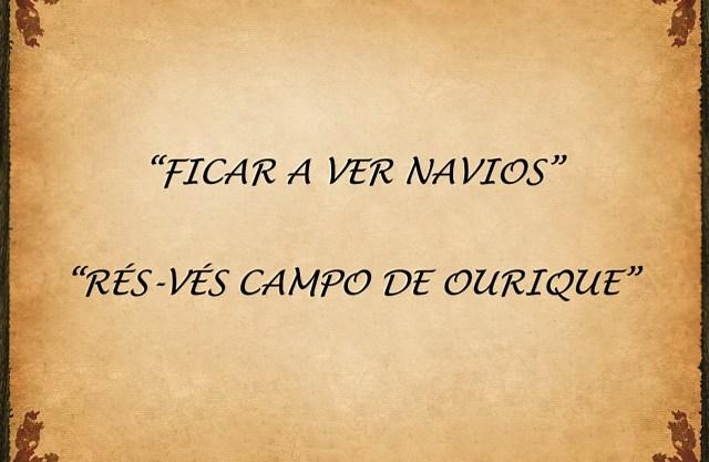 expressões populares portuguesas
