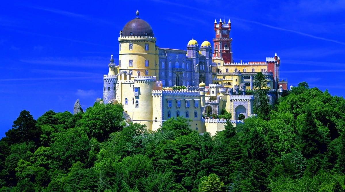 locais para visitar em Sintra