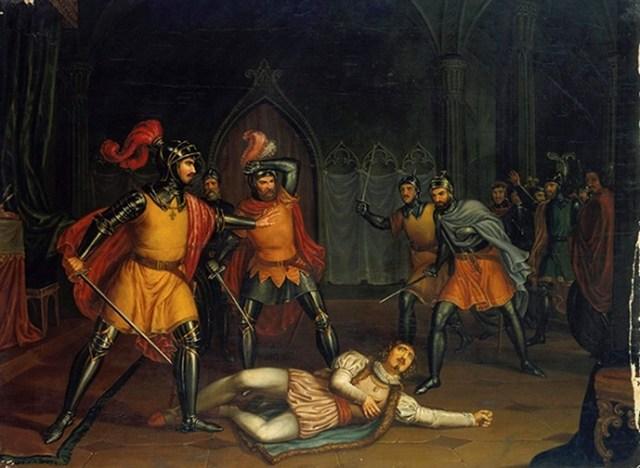 Morte do Conde Andeiro