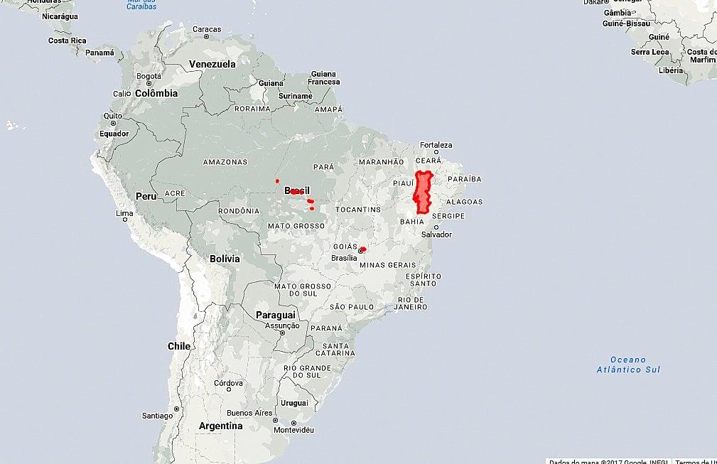 mapa de portugal em tamanho grande 12 mapas que mostram o verdadeiro tamanho de Portugal | VortexMag mapa de portugal em tamanho grande