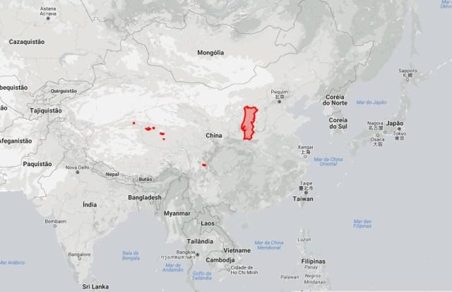 Portugal e China
