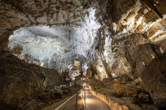 Škocjan Caves – Trieste, Slovenia