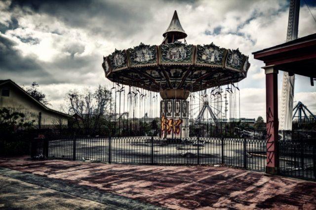 Six Flags Jazzland, Nova Orleães, Estados Unidos