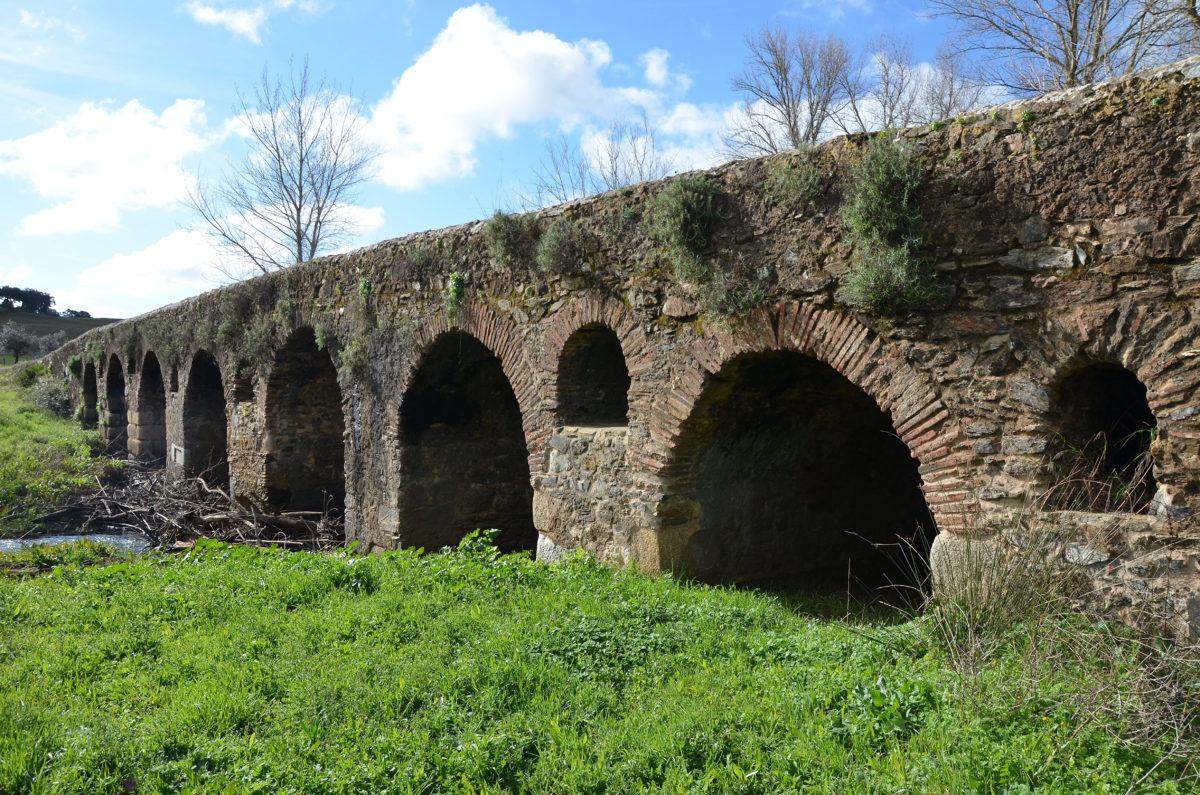Ponte romana da Ribeira de Odivelas
