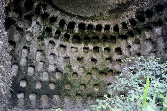 estrutura geológica das Lages