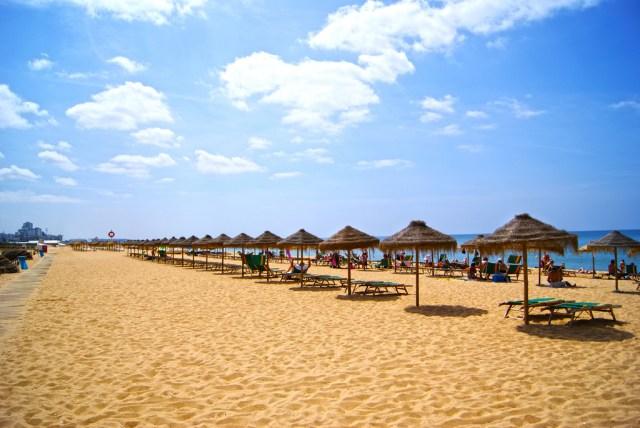 Praia de Quarteira