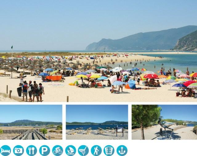 Praia Tróia-Mar