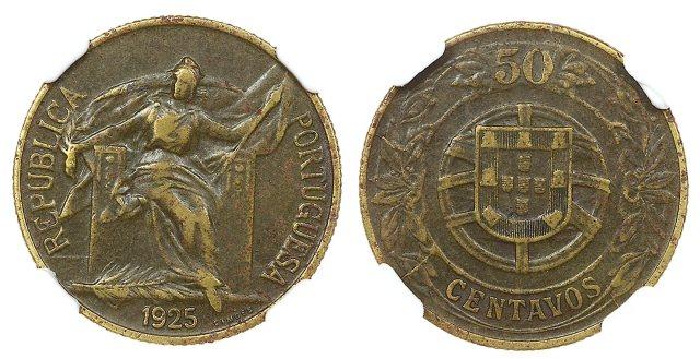 50 centavos de 1925