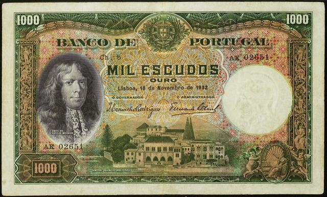 1000$00 de 1932