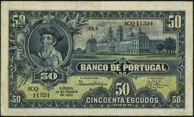 50$00 de 1925