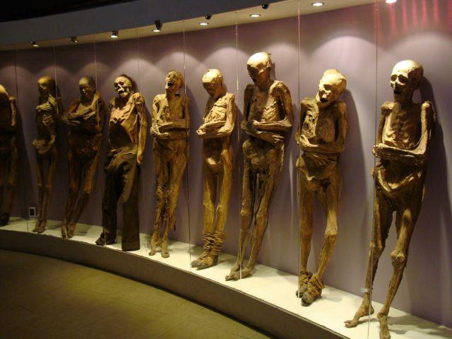 Museu das múmias (Guanajuato, México)