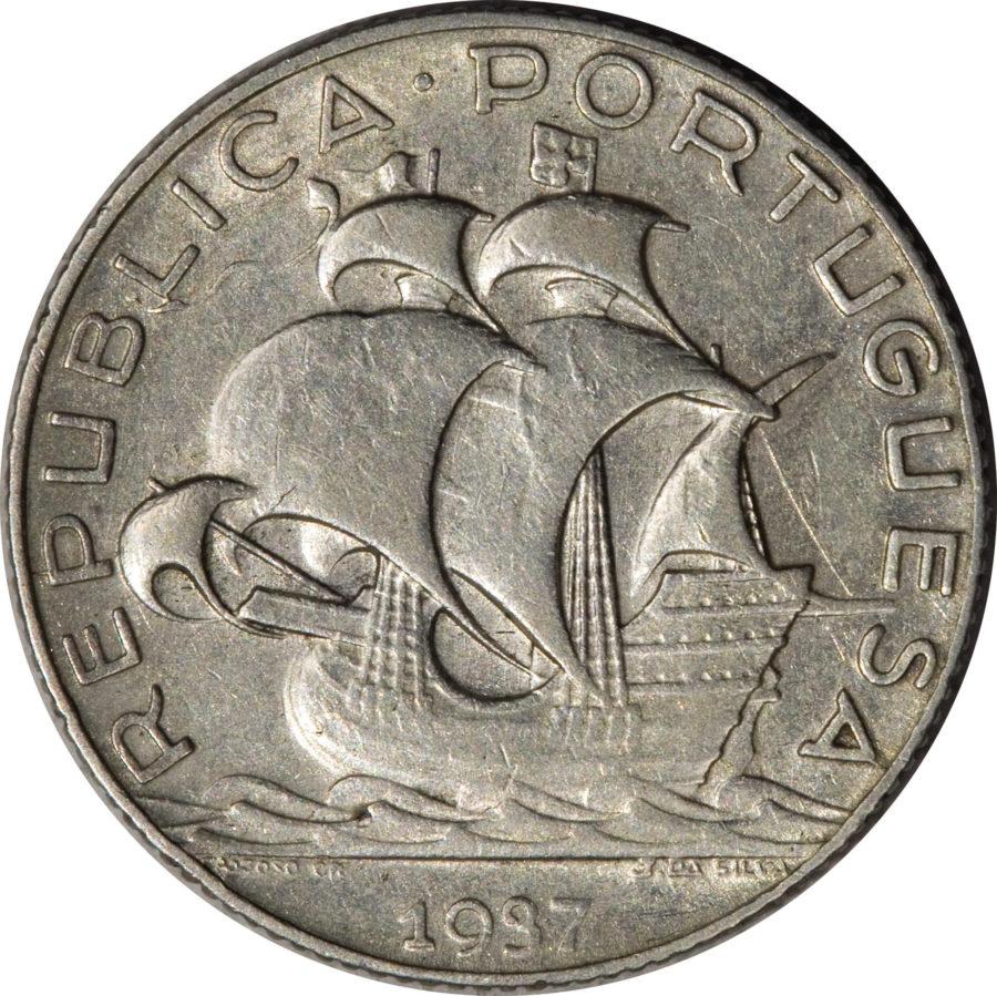 2,5 escudos de 1937
