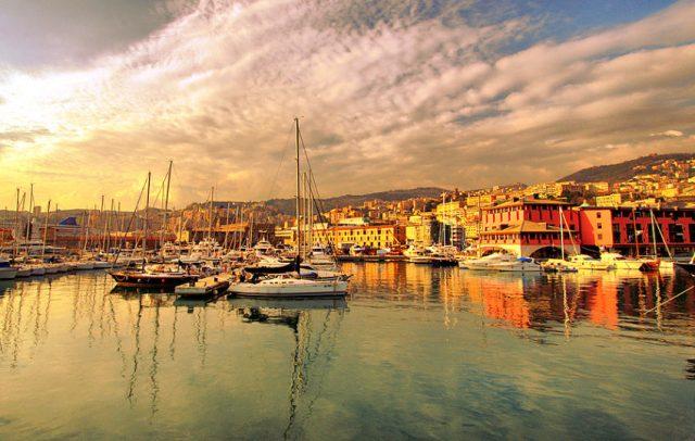 Porto de Génova