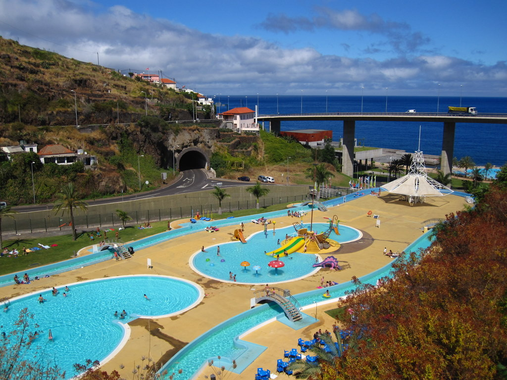 Aquaparque (Santa Cruz - Madeira)