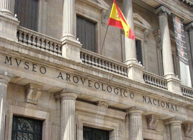 Museu Arqueológico Nacional de Espanha