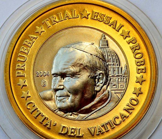 Vaticano (2004): 62 euros