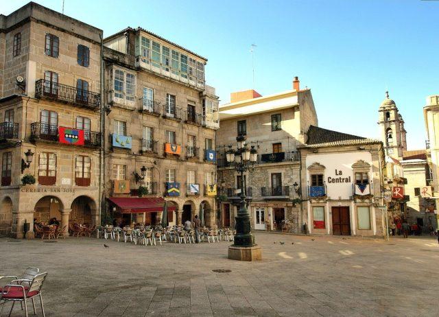 Centro Histórico de Vigo