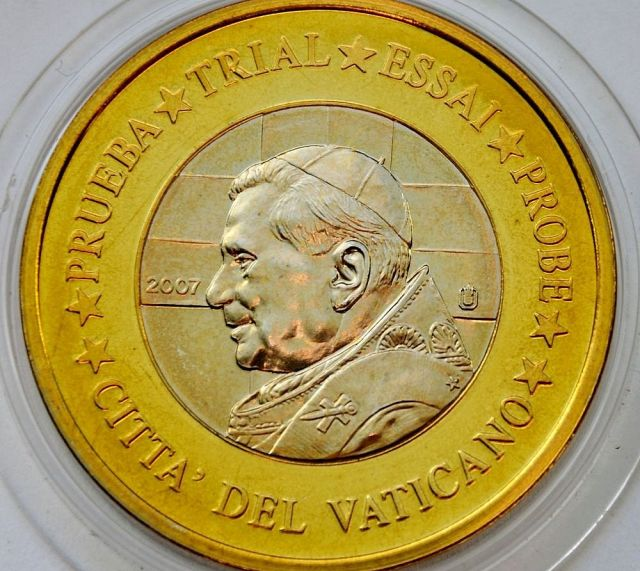 Vaticano (2007): 35 euros