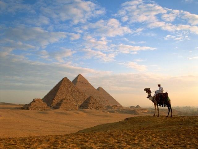 Pirâmides de Gizé: El Gizé,Egipto