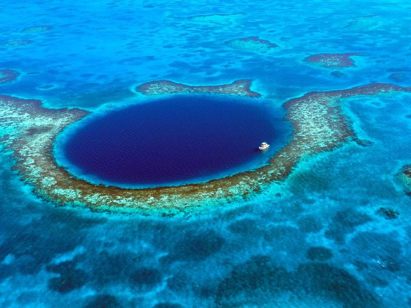 O Grande Buraco Azul: Belize