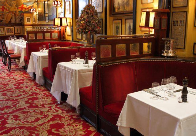 Rules Restaurant, Londres, Inglaterra