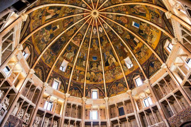 Baptistério de Parma