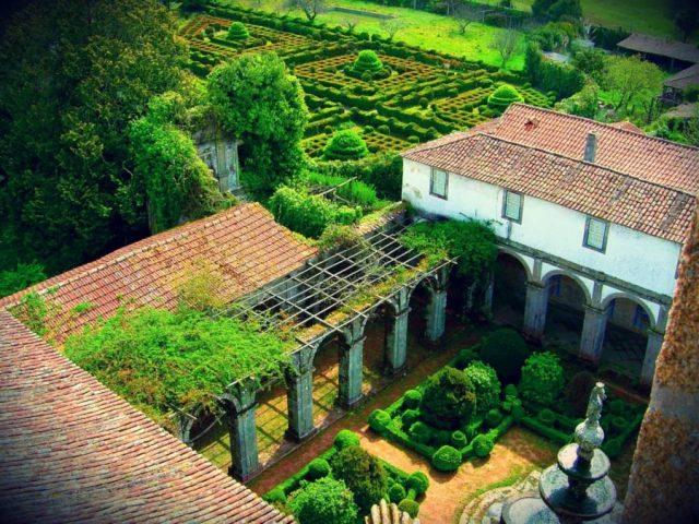 Mosteiro de São Simão da Junqueira
