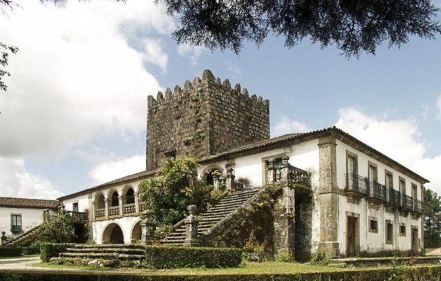 Casa da Torre de Aguiã