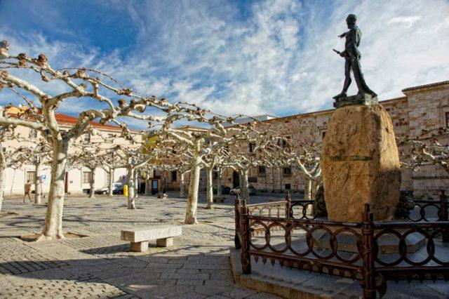 Praça de Viriato