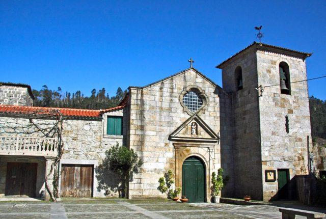 Mosteiro de Vila Nova de Muía