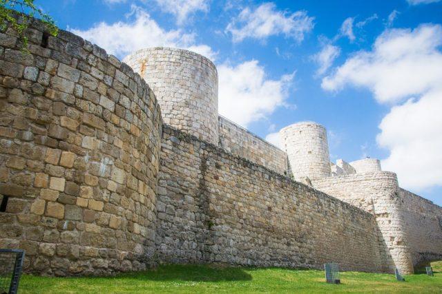 Muralhas e Castelo de Burgos